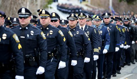 Fallen Officer Remembered For The Joy He Brought To Others