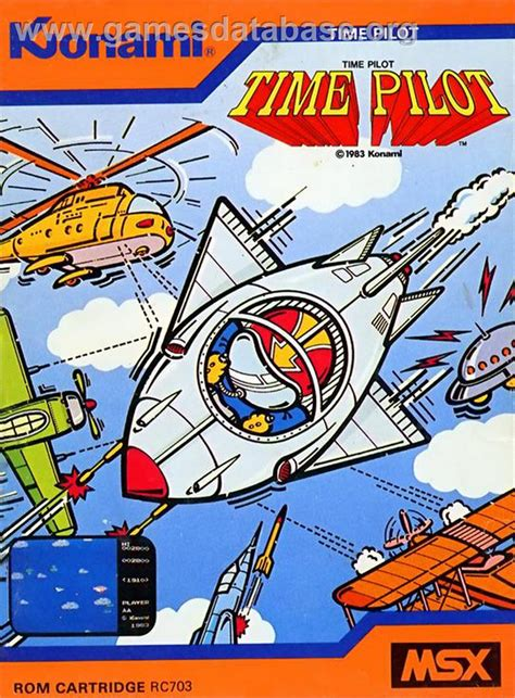 Time Pilot Msx Games Database