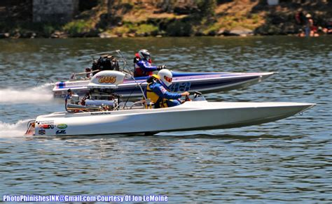Oakland Estuary Drag Boat Racing by Milton Tolen Thanks Best Friend For Getting Him Interested