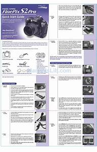 Fujifilm Finepix S2 Pro Quick Start Manual Pdf Download