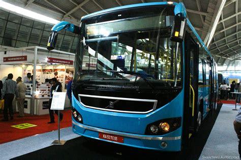 shantanu autoclickz volvo buses india  prawaas