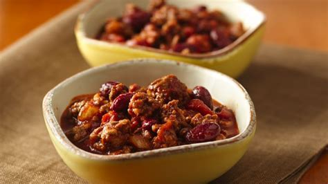 Chili Recipe   BettyCrocker.com
