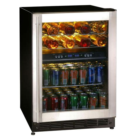 Beverage Fridge by Glass Wine Fridges Commercial Beverage Cooler Built In