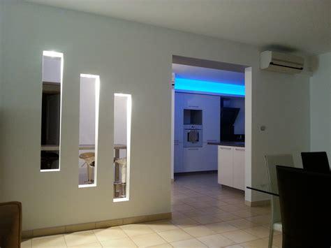 lumiere cuisine sous meuble rénovation villa intérieur design ets morcant