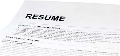 20 resume mistakes careercast