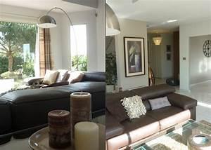 so cosy so chic un amour de maison stephane lapouble With nettoyage tapis avec renovation de canapé en cuir