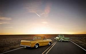 1 Chevrolet Truck HD Wallpapers