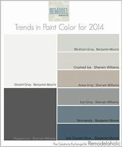 Current paint colour trends 2018 colour 2018 for Current interior paint colors