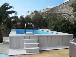 Rectangular Above Ground Pools - Interior Design
