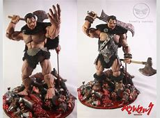 berserk Zodd Berserk Custom Action Figure Custom