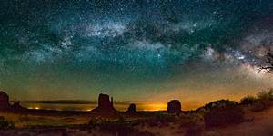 Monument valley, Navajo County, Arizona - This past March ...