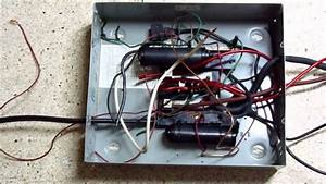 Exploding Fuse Box Halloween Prop Short Circuit With