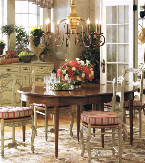 Pierre Deuxfrench Country  Dining Room  Pinterest