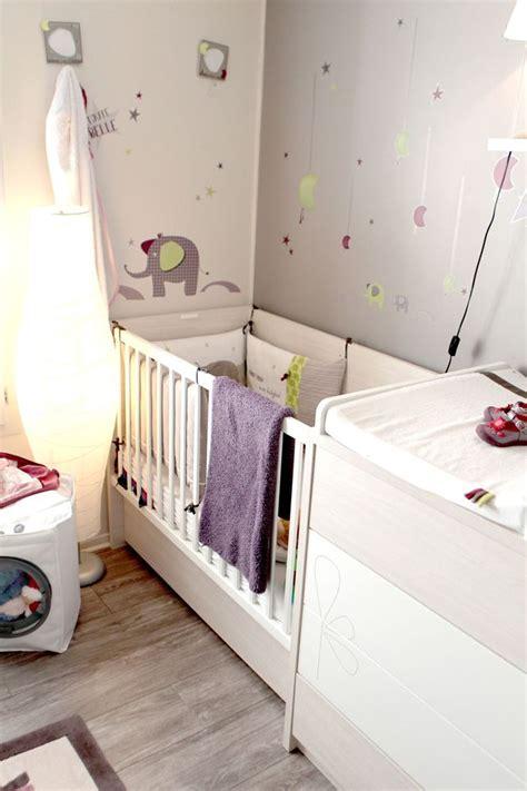 aménager un coin bébé dans une chambre parentale