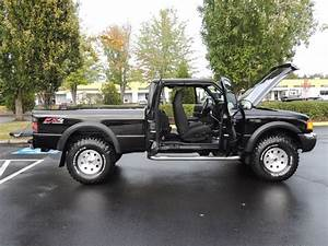 2002 Ford Ranger Xlt Fx4 4dr Supercab    4x4    5  Lifted
