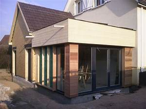 Kit Extension Bois Toit Plat : kit extension bois 30m2 ~ Farleysfitness.com Idées de Décoration