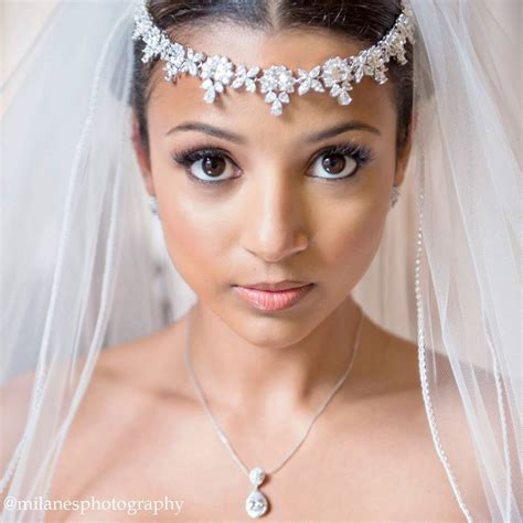 Custom Bridal Headpiece Bridal Styles