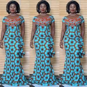 Latest Ankara Dress Styles 2016