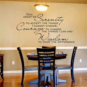 bible verse quote inspirational wall decal god grant me With bible verses wall decals inspiration