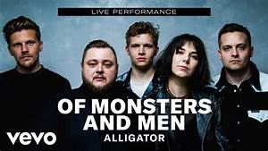 Of Monsters And Men -  U0026quot Alligator U0026quot  Live Performance
