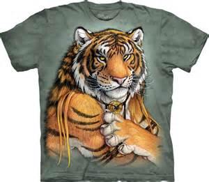 Tiger T-Shirt Design