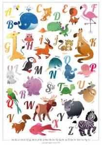 Spanish Alphabet with Animals