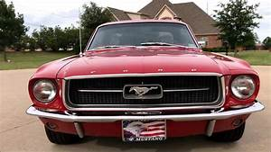 1967 FORD MUSTANG 289 V8 FOR SALE BY OWNER $21500 - YouTube