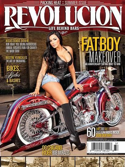 Magazine Issue Lowrider Revolucion Bikes Models Custom