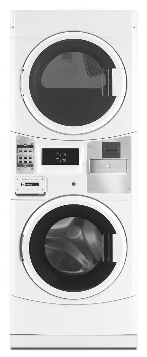 Maytag Washer And Electric Dryer - MLE20PRWH