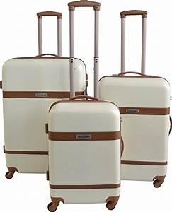 Trolley Koffer Test : hartschalen abs hochglanz koffer kabinenkoffer ~ Jslefanu.com Haus und Dekorationen