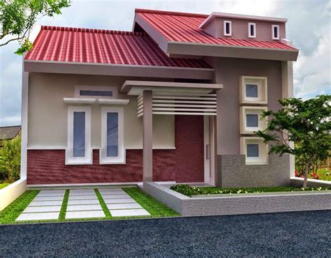 kombinasi cat interior rumah minimalis modern rumah