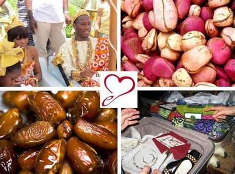 recette cuisine traditionnelle le mariage traditionnel africain les différentes phases
