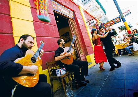 Dance Holidays: From Learning the Sensual Tango in ...
