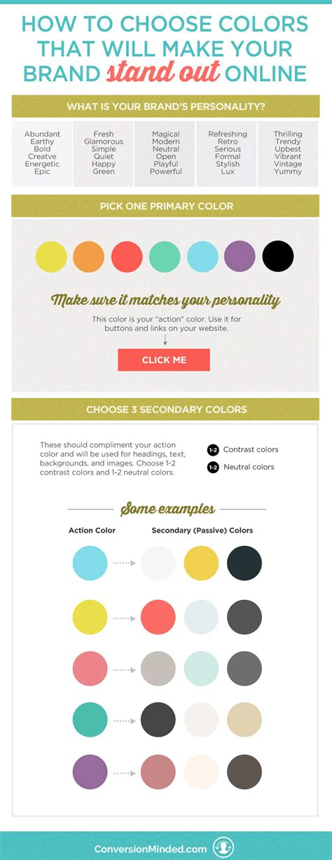 How To Choose Colors That Will Make Your Brand Stand Out