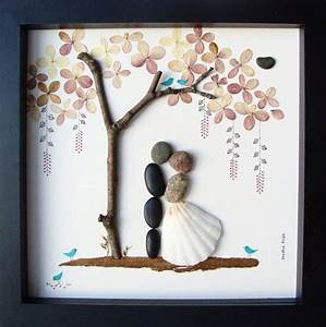 unique wedding gift personalized wedding gift pebble art With unique wedding gifts for couples