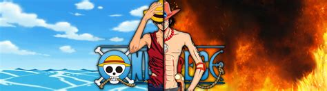 piece luffy  ace wallpapers  pictures