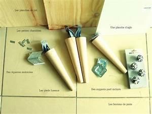 Pied De Meuble Vintage : un meuble au style nordique vintage tuto inside ~ Dallasstarsshop.com Idées de Décoration