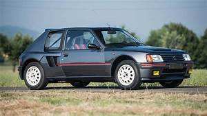 This stunning Peugeot 205 T16 is up for auction, and you ...