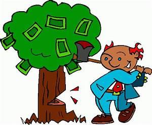 Money Tree Cartoon - ClipArt Best
