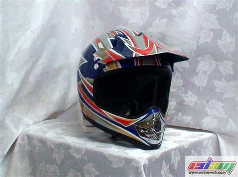 yamaha motocross helmet new yamaha blue atv dirt bike quad motocross helmet sm ebay