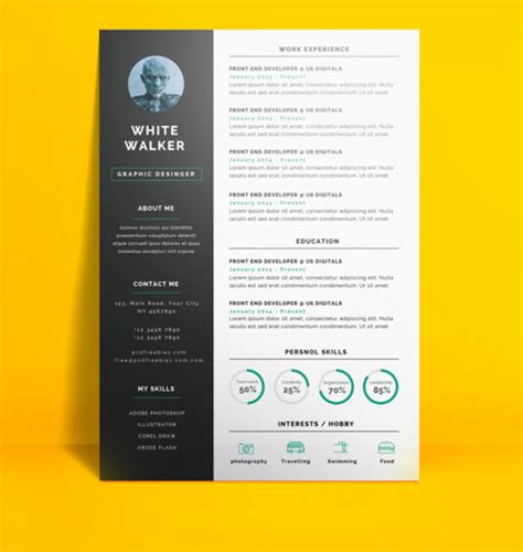 creative resume templates microsoft word task list