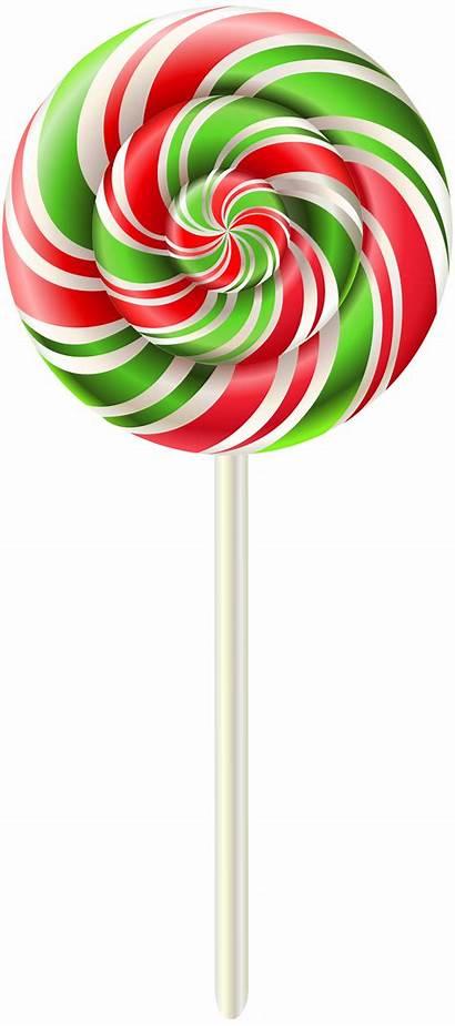 Lollipop Swirl Clip Transparent Rainbow Candy Clipart