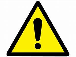 Symbol Of Caution - ClipArt Best