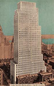 Building New York Daily News