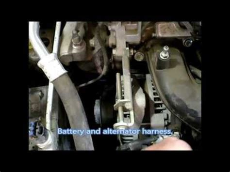 corolla zr fe  water pump replacement youtube