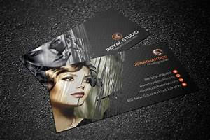 Awesome photography business card designs graphic cloud for Awesome photography business cards