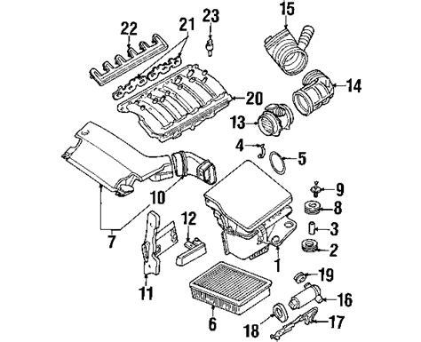 2002 Bmw 325i Engine Diagram by 2002 Bmw 325i Parts Genuine Bmw Parts Accessories