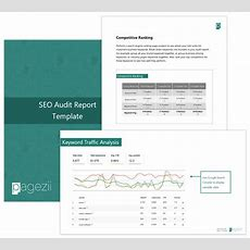 Build Your Sample Seo Report Template Pagezii