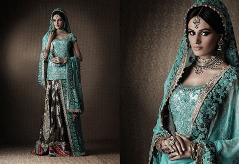 Latest Indian Bridal Mehndi And Wedding Dresses For Women