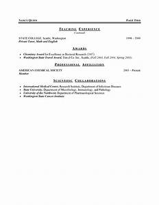 Resume For A Cosmetologist Graduate Student Resume Example Sample